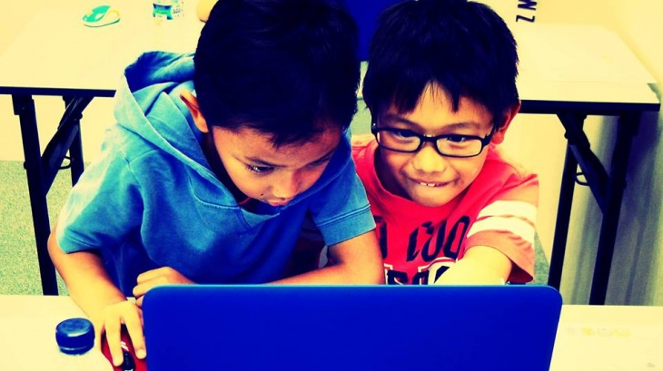 programming for kids singapore
