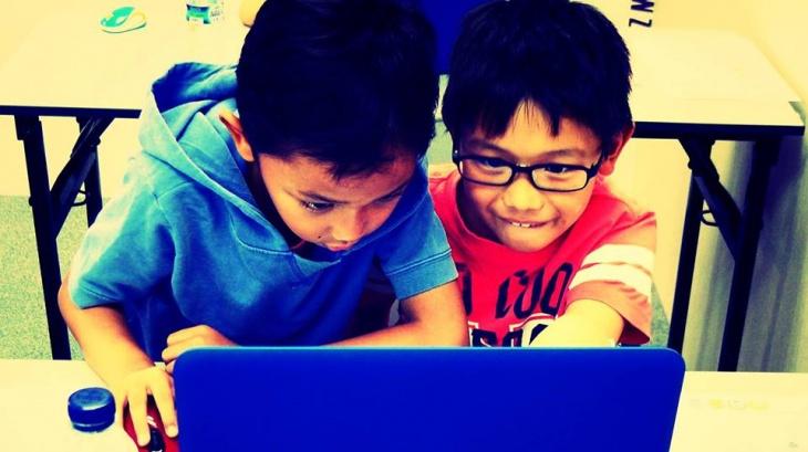 programming for kids singapore